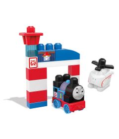Blocos-de-Montar---Mega-Bloks---Thomas---Friends---Thomas-e-Harold---Fisher-Price