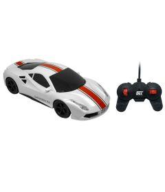Carrinho-de-Controle-Remoto---Garagem-S-A---Super-Racing---Branco---Candide
