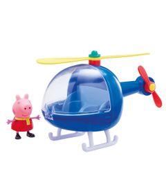 Veiculo-e-Mini-Figura---Peppa-Pig---Helicoptero-da-Peppa---DTC