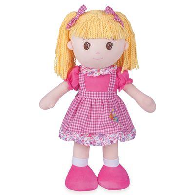 Boneca-de-Pano---49-cm---Marli---Rosa---Buba