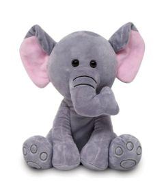 Pelucia---25-cm---Meu-Elefantinho---Buba