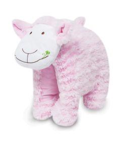 Almofada-Travesseiro---30-cm---Carneirinho---Rosa---Buba