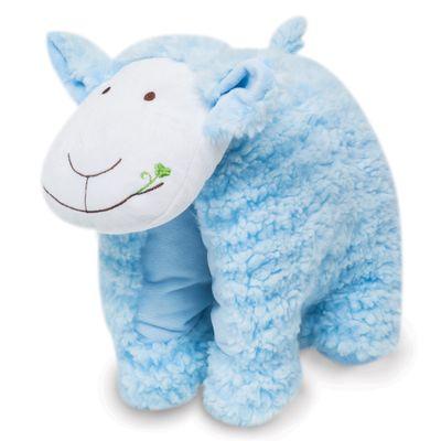Almofada-Travesseiro---30-cm---Carneirinho---Azul---Buba