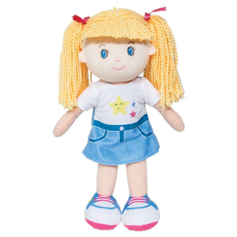 bad0be3b5 Boneca de Pano - 40 cm - Lili - Buba - PBKIDS