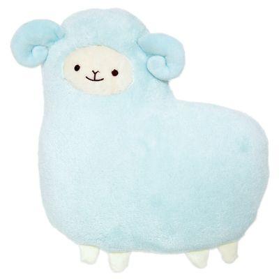 Pelucia---30-cm---Carneirinho-Soft---Azul---Boba