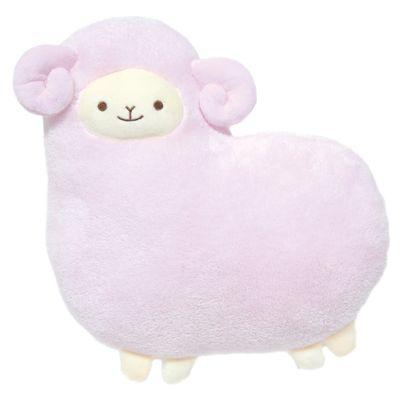 Pelucia---30-cm---Carneirinho-Soft---Rosa---Boba