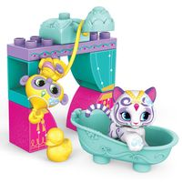 Blocos-de-Montar---Mega-Bloks---Shimmer---Shine---Pets-Sparkle-e-Splash---Fisher-Price
