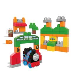 Blocos-de-Montar---Mega-Bloks---Thomas---Friends---Conjunto-Aventuras-em-Sodor---Fisher-Price