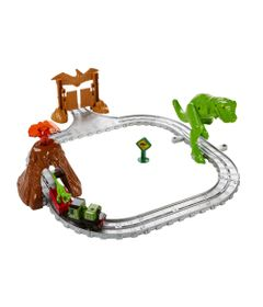 Pista-de-Percurso---Thomas---Friends---Parque-dos-Dinossauros-de-Earl---Fisher-Price