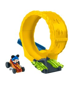 Pista-e-Veiculo---Disney---Mickey-Mouse---Aventuras-Sobre-Rodas---Mickey-Mustard-Run---Fisher-Price