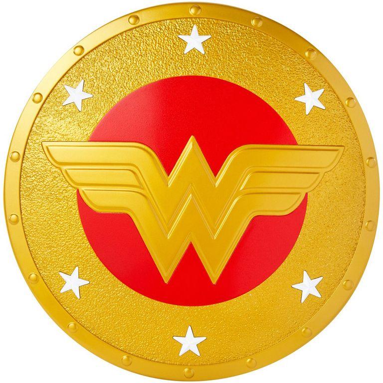Escudo De Batalha Dc Super Hero Girls Mulher Maravilha