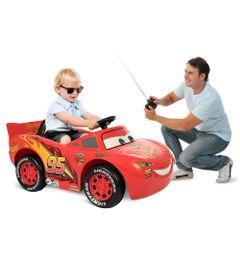 frente-Mini-Veiculo-Eletrico---6V---Disney---Carros-3---Relampago-McQueen---Bandeirante