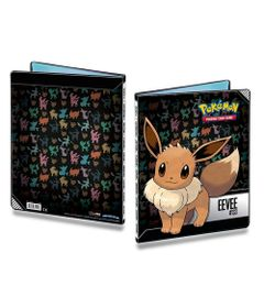 Album-Porta-Card---Pokemon---Eevee---Copag