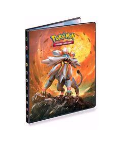 Album-Porta-Card---Pokemon---Solgaleo---Copag