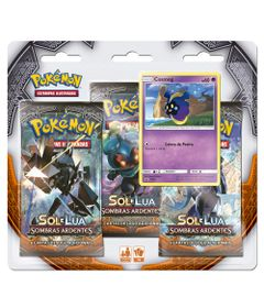 Deck-Pokemon---Triple-Pack---Pokemon-Sol-e-Lua---Sombras-Ardentes---Cosmog---Copag