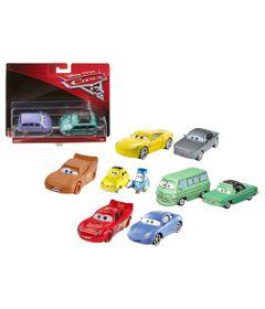 Kit-com-10-Carrinhos-em-Diecast---Disney-Carros-3---Mattel