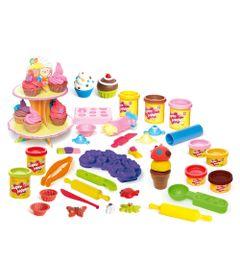 Kit-de-Massas-de-Modelar---Super-Massa---Cupcake---Sorvetinho---Melecas---Mini-Cupcakes---Estrela
