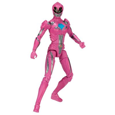 Figura-Articulada---20-Cm---Saban-s-Power-Rangers---Legacy-Collection---Build-a-Megazord---Pink-Ranger---Sunny