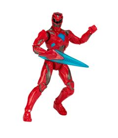 Figura-Articulada---20-Cm---Saban-s-Power-Rangers---Legacy-Collection---Build-a-Megazord---Red-Ranger---Sunny