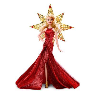 Barbie-Colecionavel---Loira---Signature---Holiday-2017---Mattel
