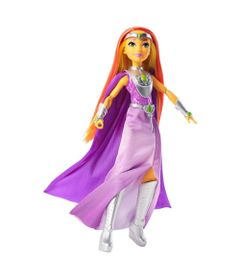 Boneca---DC-Super-Hero-Girls---Intergalatic-Gala---Starfire---Mattel