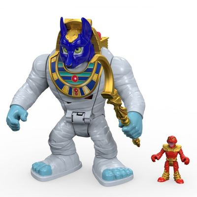 Figura-Imaginext---Aventura-no-Deserto---Rei-Mumia---Fisher-Price