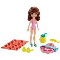 Mini-Boneca-Polly-Pocket---Lila---Parque-Aquatico-dos-Abacaxis---Mattel