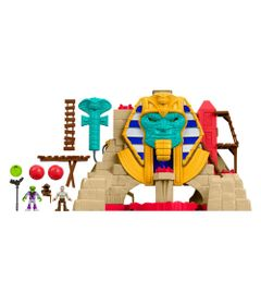 Playset-Imaginext---Aventura-no-Deserto---Piramide-da-Serpente---Fisher-Price