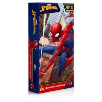 Quebra-Cabeca---200-Pecas---Spider-Man---Marvel---Toyster