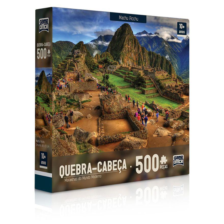 Quebra-Cabeca---500-Pecas---Machu-Picchu---Game-Office---Toyster