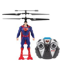 Figura-Copter-Hero---Helicoptero-com-Controle-Remoto---DC-Comics---Superman---Candide