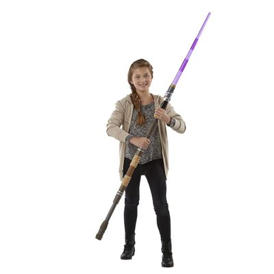 Bastao-Extensivel---104-Cm---Disney---Star-Wars---Star-Wars-Forces-of-Destiny---Rey-of-Jakku---Hasbro