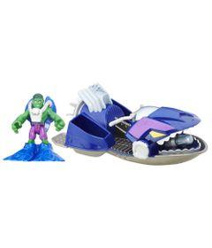 Boneco-e-Veiculo-Playskool---Marvel-Super-Hero---Hulk-e-Veiculo---Hasbro