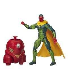 Boneco-Marvel-Legends-Infinite-Series---Build-a-Figure---Avengers---Vision---Hasbro