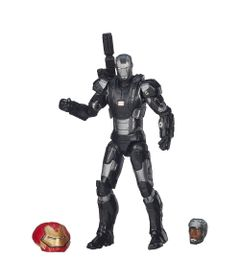 Boneco-Marvel-Legends-Infinite-Series---Build-a-Figure---Avengers---War-Machine---Hasbro