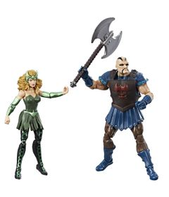 Conjunto-de-Bonecos---10-Cm---Disney---Marvel---Marvel-Legends---The-Mighty-Thor---Executor-e-Encantor---Hasbro