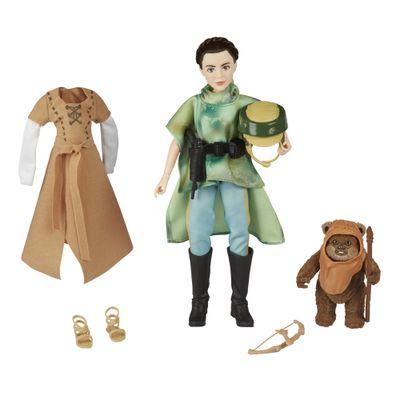 Figura-Articulada---30-Cm---Disney---Star-Wars---Star-Wars-Forces-of-Destiny---Aventura-em-Endor---Hasbro