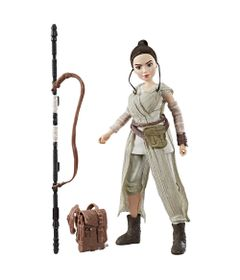 Figura-Articulada---30-Cm---Disney---Star-Wars---Star-Wars-Forces-of-Destiny---Rey---Hasbro