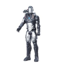 Figura-Articulada-30cm---Titan-Hero-Series---Marvel-Avengers---War-Machine---Hasbro