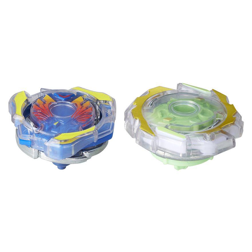 Piao-Beyblade---Beyblade-Burst-Dual-Pack---Valtryek-E-Unicrest---Hasbro
