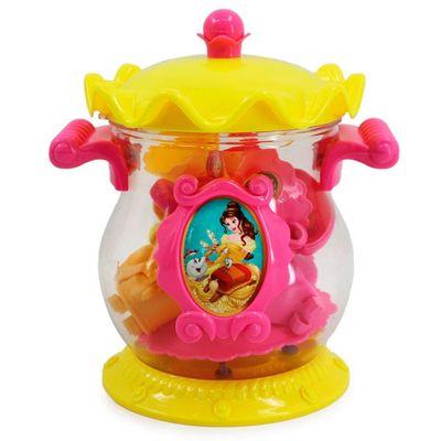 Conjunto-de-Acessorios---Jogo-de-Cha---Disney---Princesas---Coroa---Bela---Toyng