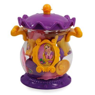 Conjunto-de-Acessorios---Jogo-de-Cha---Disney---Princesas---Coroa---Rapunzel---Toyng