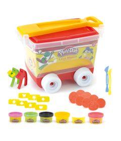 Conjunto-de-Massas-de-Modelar---Play-Doh---Carrinho-de-Massinha-e-Acessorios---Monte-Libano