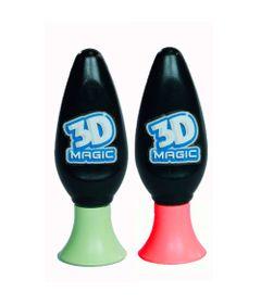 Conjunto-2-Refis---3D-Maker---3D-Magic---Vermelho-e-Verde---DTC