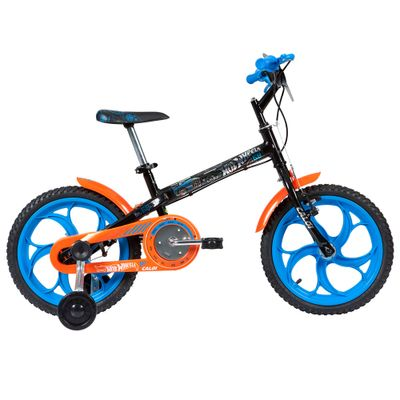 Bicicleta-ARO-16---Hot-Wheels---Caloi