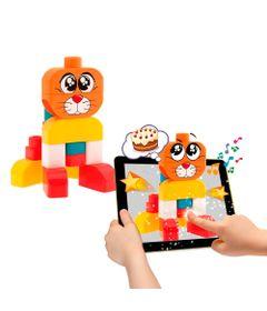 Blocos-de-Montar-Interativos---App-Toys---Cachorro-e-Gatinho---Chicco