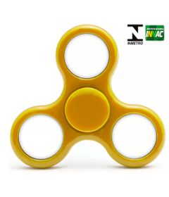 Hand-Spinner-Anti-Stress-Certificado---Fidget-Light-Spinner---Amarelo---Candide