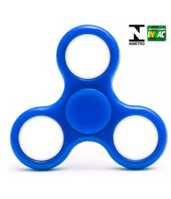 Hand-Spinner-Anti-Stress-Certificado---Fidget-Light-Spinner---Azul---Candide