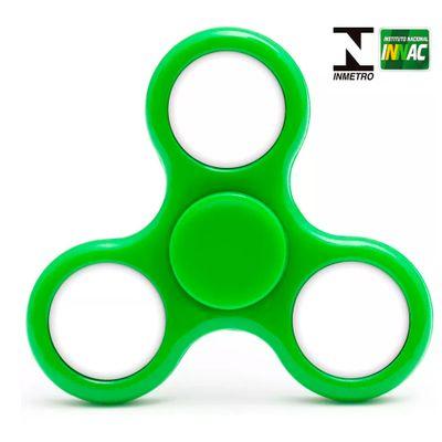 Hand-Spinner-Anti-Stress-Certificado---Fidget-Light-Spinner---Verde---Candide