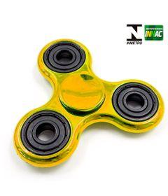 Hand-Spinner-Anti-Stress-Certificado---Fidget-Spinner-Special-Metalizado---Dourado---Candide